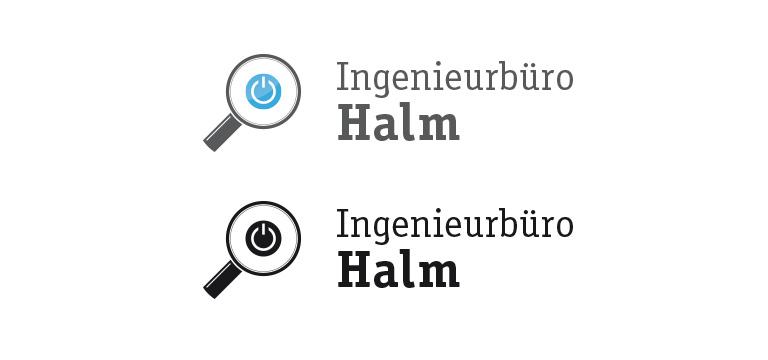 Ingenieurbüro Halm Logo