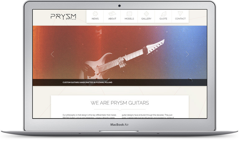 Prysm Guitars
