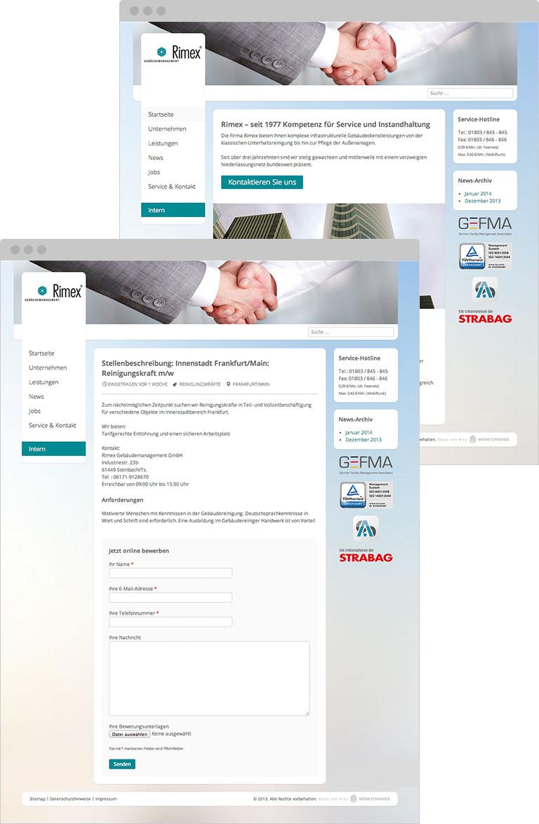 Rimex Gebäudemanagement GmbH