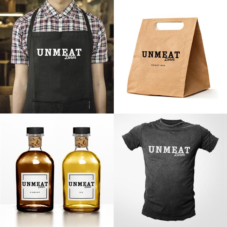 Unmeat Branding