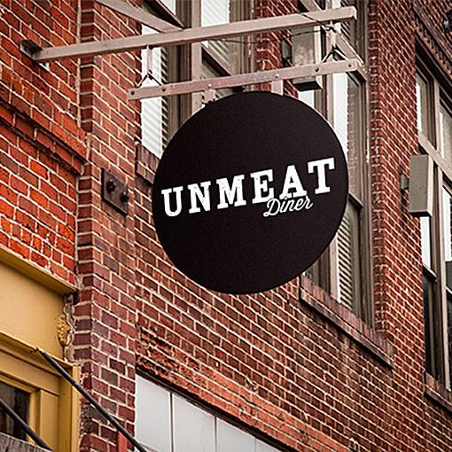 Unmeat Corporate Identity